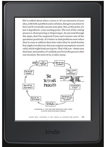 Startup Playbook - Kindle Mockup - 350X500