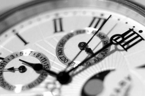 Founder Sacrifices - Time