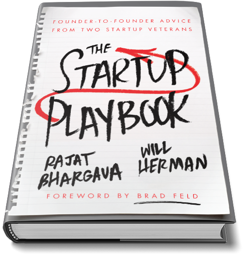 Startup Playbook Cover - Laying Flat - 500X530 - Transparent