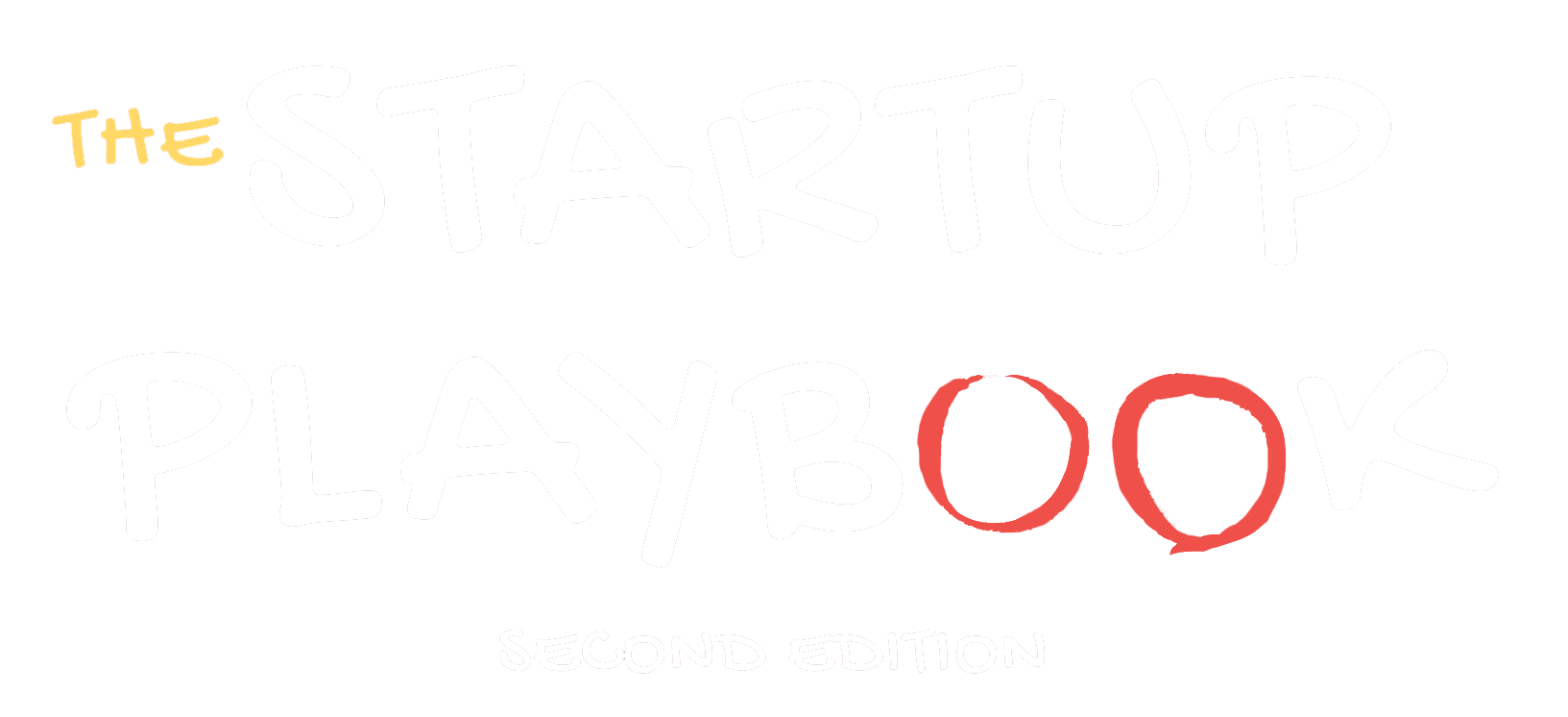 Startup Playbook - Second Edition - Inverted Logo - 300 DPI