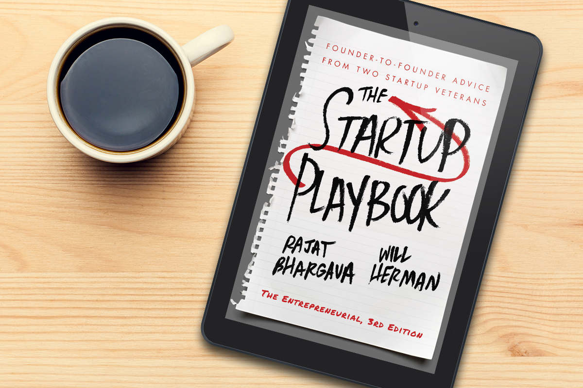 The Startup Playbook w/ Coffee